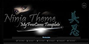 Custom MyFreeCams profile Design